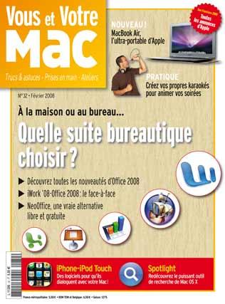VVMac 32
