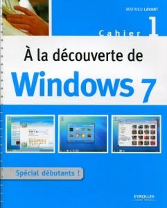 Cahier Windows 7