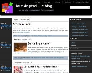 brutde pixel le blog