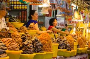 Marché de Chau Doc